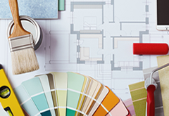 適切な塗装を施し、建物全体の寿命を延ばす